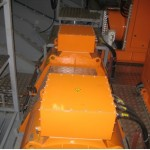 Stbd. Welle Antriebsstrang 2 x 230 kWe