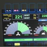 Bb + Stbd. Wellen mit ca. 220 rpm und je 160 kWe am Propeller